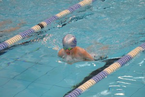 Wiltshire Sprints 2016 - Two golds for Max Sullivan in the 10 years Breaststroke and Butterfly