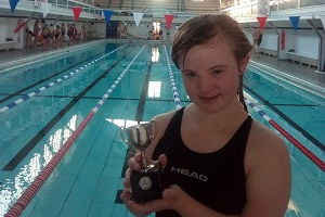 Wiltshire Swimmer of the Year 2017-2019 - Holly Sullivan